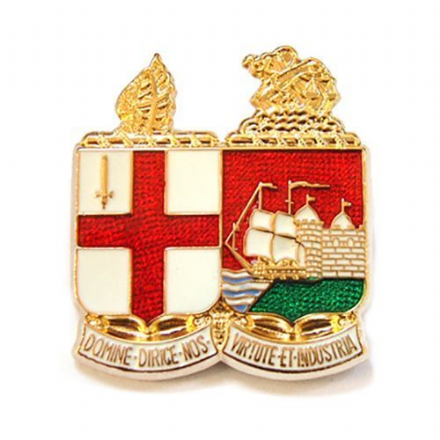 Great Western Railway (GWR) Coat of Arms Collectors Badge